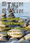Stein auf Stein - Osterprojektwoche für Kinder