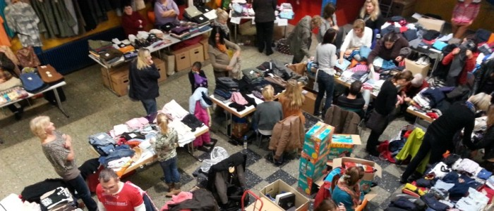 Kleidermarkt