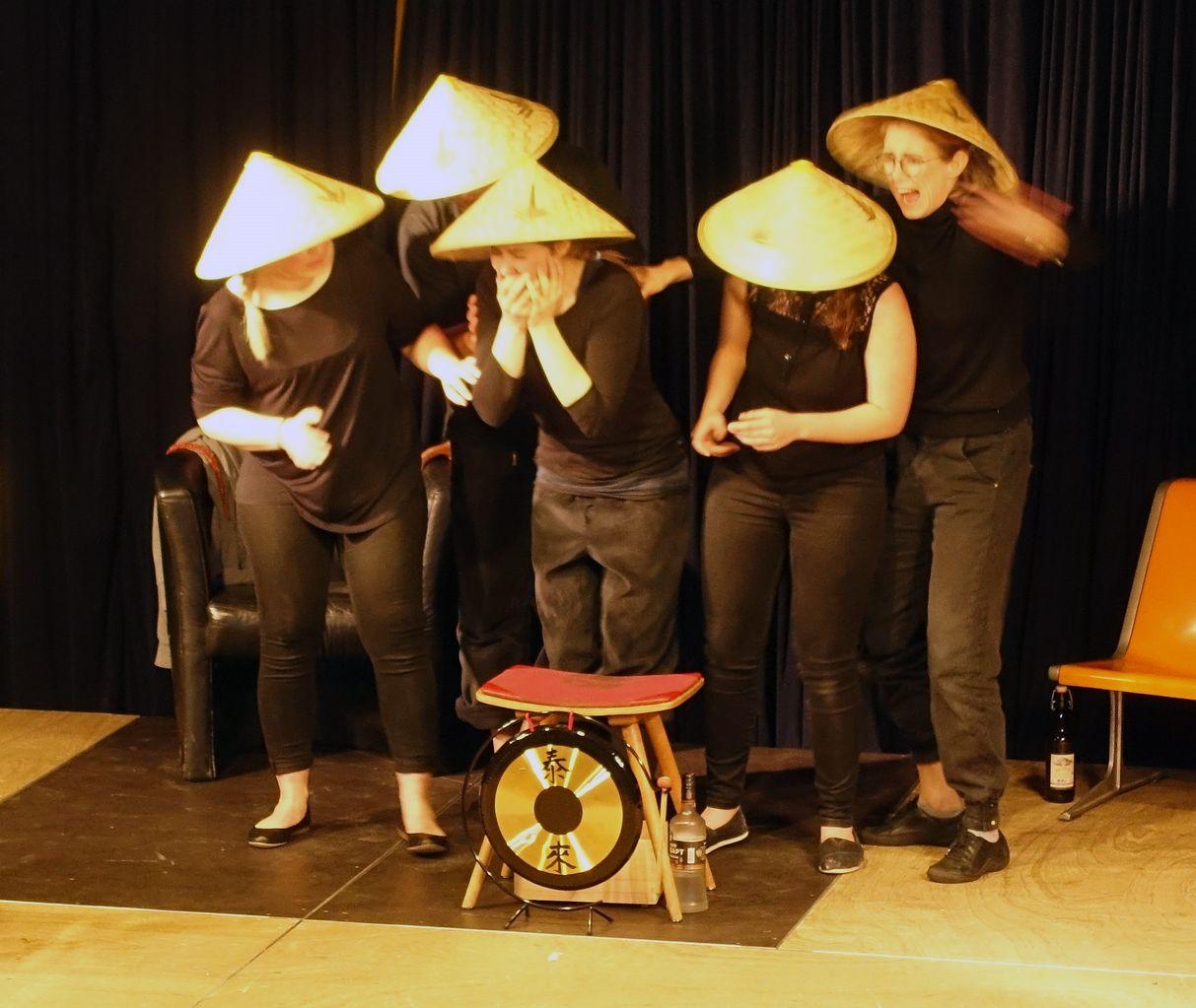 Theatergruppe [drai`zam] - Bild 1