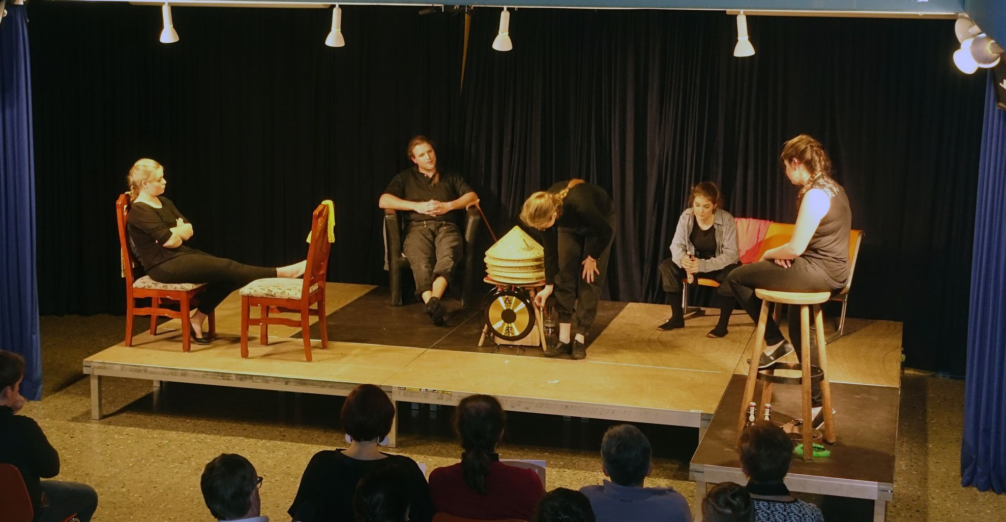 Theatergruppe [drai`zam] - Bild 2