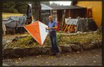 Jürgen und sein Hobby 1987