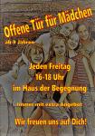 Mädchen OT Plakat