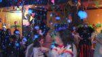 Kinder-Fasnet 2018 - die Konfettischlacht!