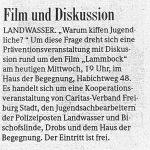 Der besondere Film BZ - 22.3.2006