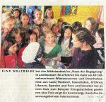 Mädchenfest Weltreise BZ - 25.4.2008