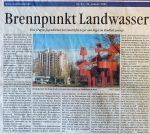 Brennpunkt Landwasser - Stadtkurier 24.1.2001