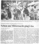 19. Flohmarkt des HdB in Landwasser - Badische Zeitung 6.7.1994