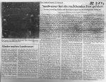 Landwasser Stadtteilfest 25 Jahre - Badische Zeitung 3.7.1991
