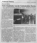 Reise nach München - Badische Zeitung 16.12.1992