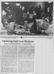 Spielzeug fand neue Besitzer - Badische Zeitung 21.11.1991