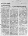 Treffpunkt in der Wirthstraße - Badische Zeitung 1.4.1992
