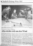 Windwoche - Badische Zeitung 9.11.1994