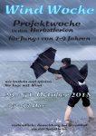 Windwoche für Jungs 2018 - Herbstferienprojekt für Jungs