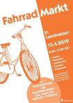 Fahrradmarkt Haus der Begegnung 2019