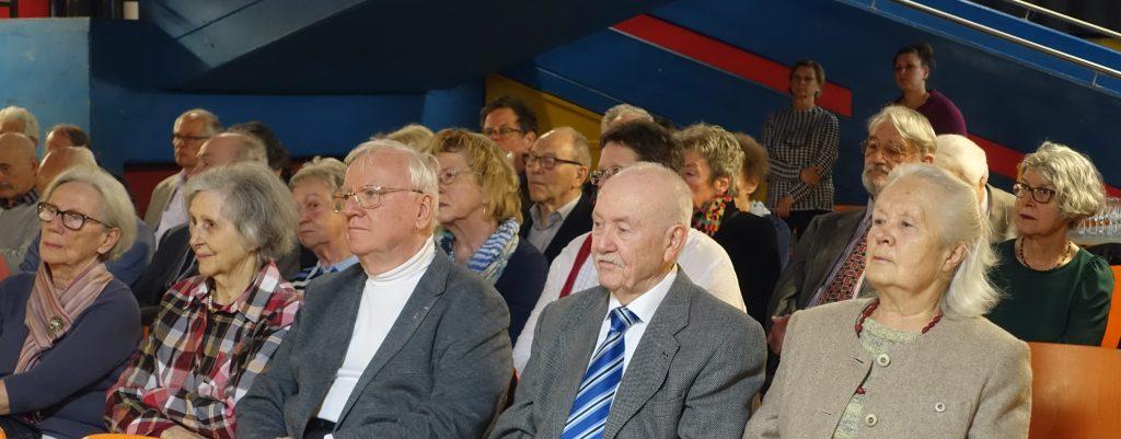 Gäste der Jubiläumsfeier 50 Jahre Verein