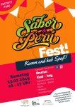 Sabor a Perú - Peru-Fest 2019 im Haus der Begegnung