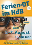 Ferien OT im HdB August 2020