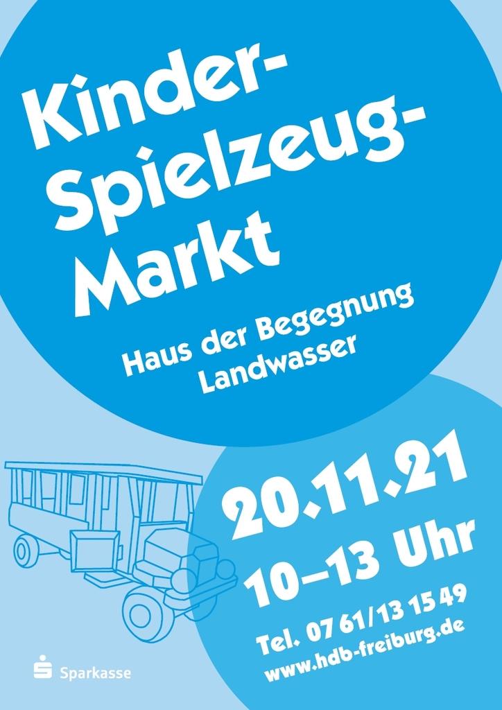Kinderspielzeugmarkt 2021